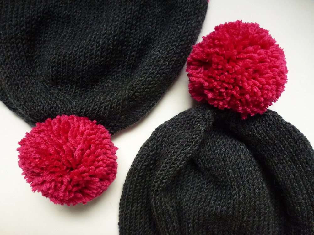 Knitting Patterns For Bobble Hats : FvH Bobble Hat Knitting Pattern Football v Homophobia